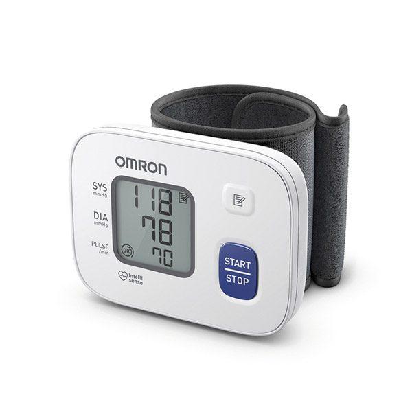 Omron RS2 digitális, csuklón működő automata vérnyomásmérő készülék (1x)