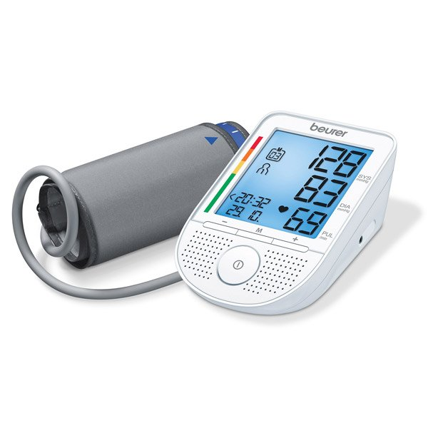 Beurer BM 49 Magyarul beszélő felkaros vérnyomásmérő készülék (1x)